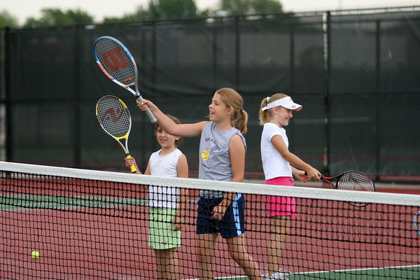 HUBS GIRLS TENNIS CAMP 3rd - 5th GRADE
