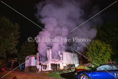 20200929 - Unincorporated Mount Juliet - House Fire