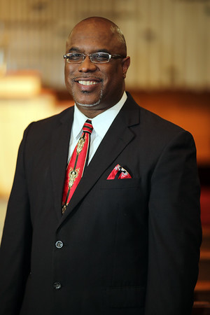 Pastor AJ Jones