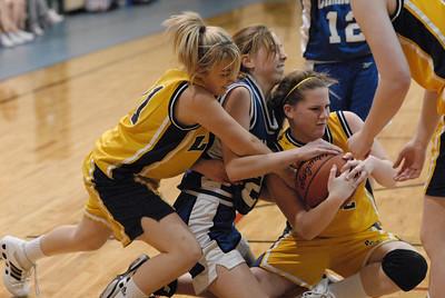 Prestonwood Christian JV vs Dallas Christian Girls Basketball