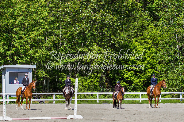 Equestrian - SVEA Hunter Jumper - Squamish, May 2018