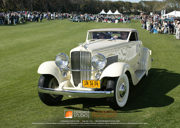 2008 Amelia Concours Best of Show Winners