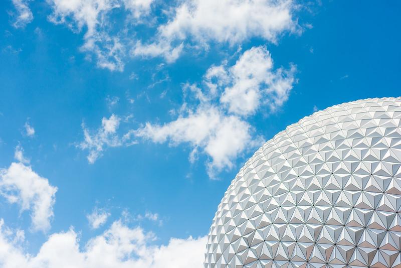Spaceship Earth - Epcot Walt Disney World