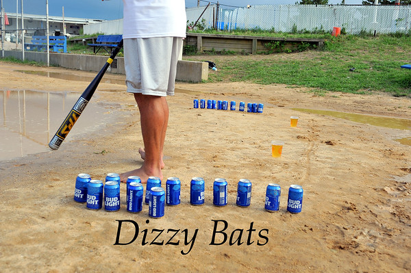 Team Dizzy Bats ONLY