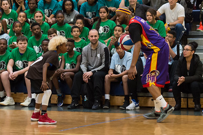Kids vs The Harlem Wizards
