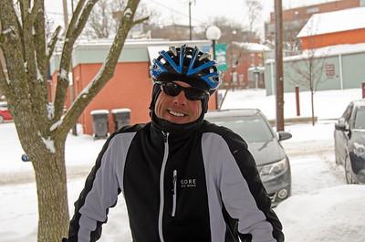 Worst Day of the Year Ride Ann Arbor MI 26 Jan. 2014