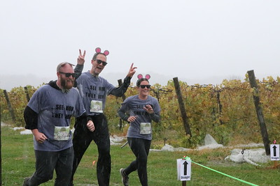 Run the Vineyards - Sips Tricks or Sweets 5K (2019)