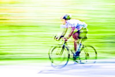 Cycling Gatineau Park