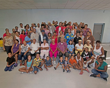 Woodard Family Reunion 2011