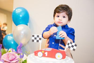 Aiden's 1st Birthday