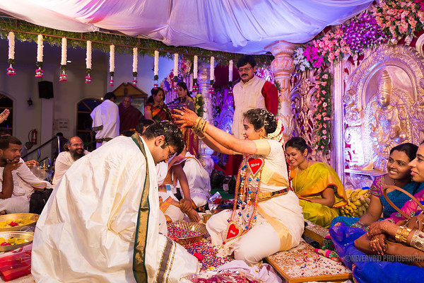 Candid moments from an Indian Wedding
