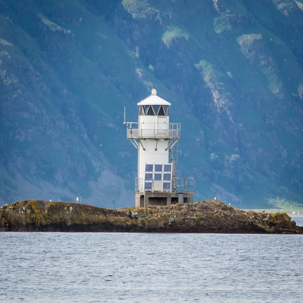 Final view of Port Appin Light