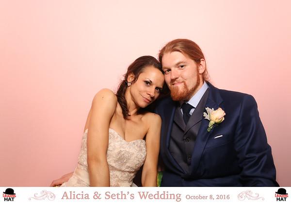 Alicia & Seth's Wedding