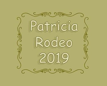 Patricia Rodeo 2019