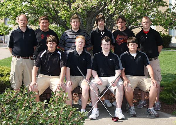 SN Boys Golf 2010