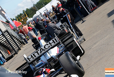 2017 IndyCar - Mid-Ohio