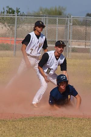 Baseball Verrado Freshman vs. Kellis 4/30/2009