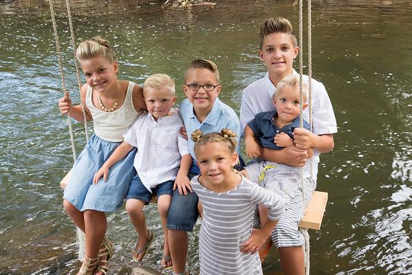Pettigrew Family 2016
