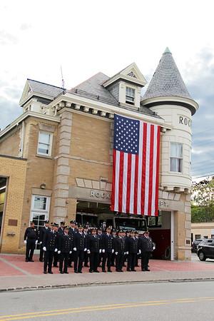 Rockaway Fire Department Inspections 10-7-17
