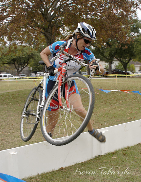 West End Cyclocross, Women A & B, December 4, 2005