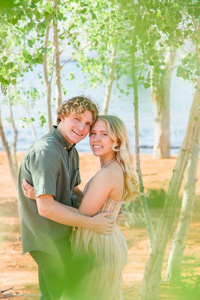 Blythe & David's Engagements