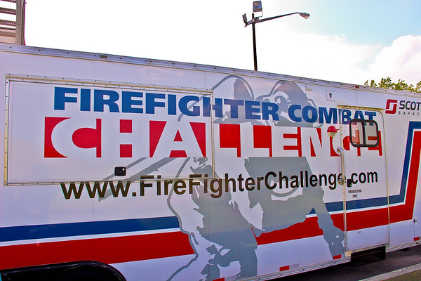 2017 Scott Firefighter Combat Challenge