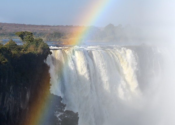 Victoria Falls - Водопад Виктория