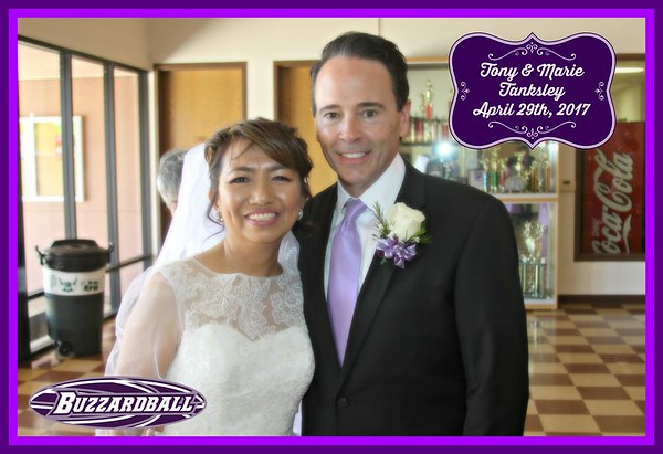 APRIL 29TH, 2017   Tony and Marie Tanksley
