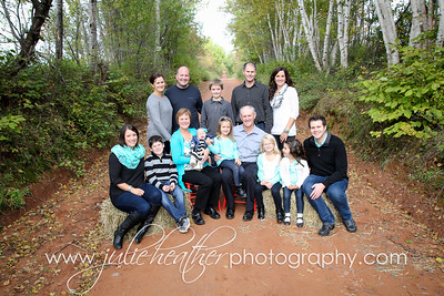 Carruthers Family PEI Oct 2015