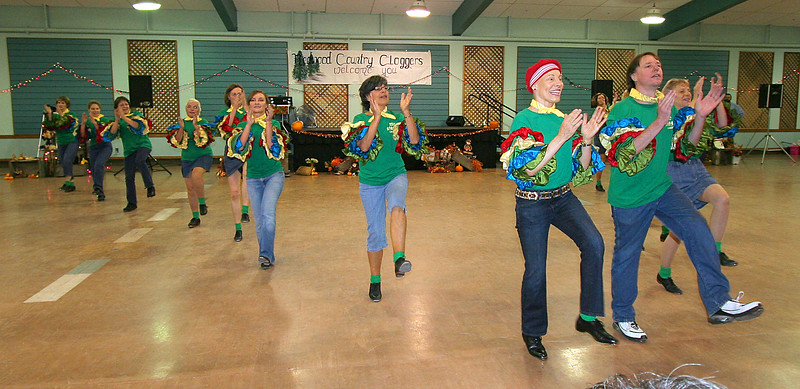 Redwood Country Cloggers