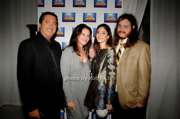 """The Reception for the  new Superhero Comic Book Created and Developed byDenise V. Wohl and James C. Shooter called """"Seven"""" @ 344 Third Ave. in Manhattan on 11-15-07."""