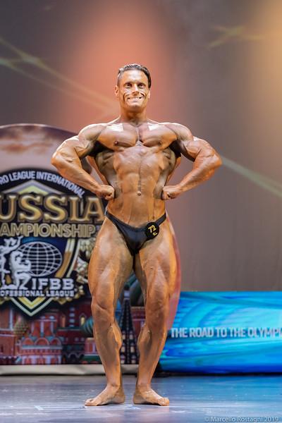 4th Place 72 Антон Алексеев