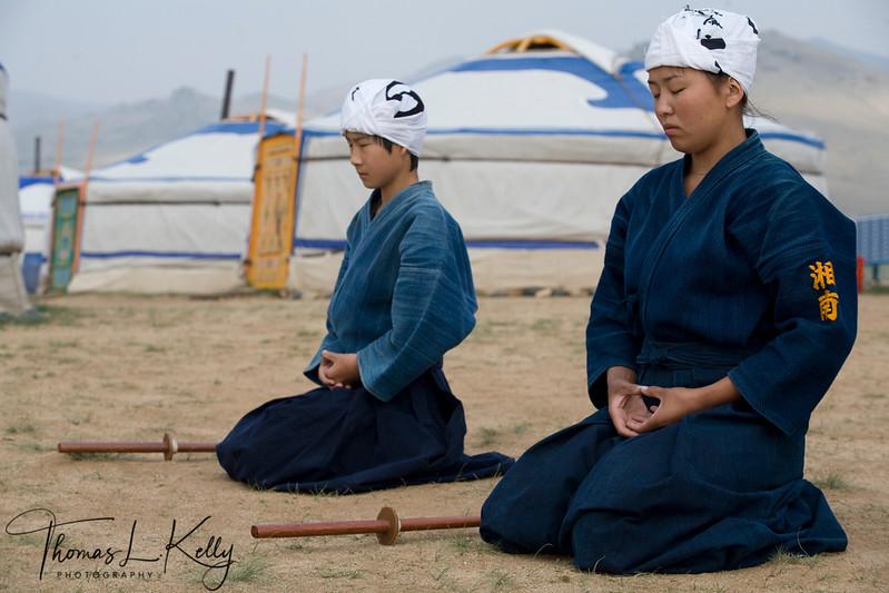 Monkhe Tingri, Mongolia