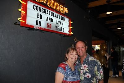 7-6-2018 Ed & Lynn Allen 50th Anniversary