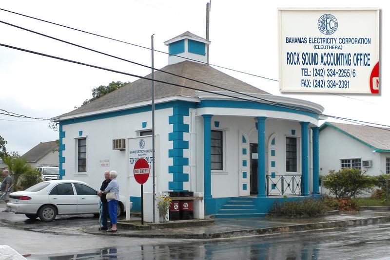 Bahamas Electricity Corporation's office