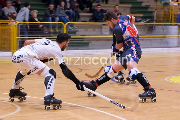 Correggio Hockey vs CGC Viareggio