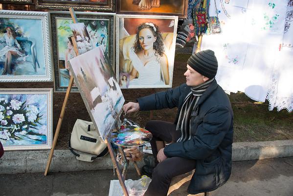 2014 12 14c Day Two Chisinau Market City Center