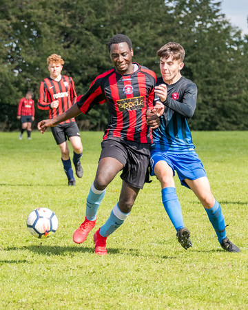 Stanningley Albion U18s 2019-20