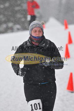 Finish (limited photos) - 2014 Kahtoola Michigan Mountain Run