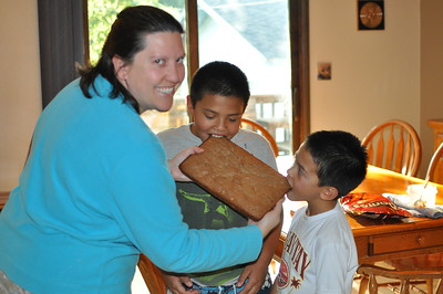 2013-08-24 Boys & Big Big Brownie