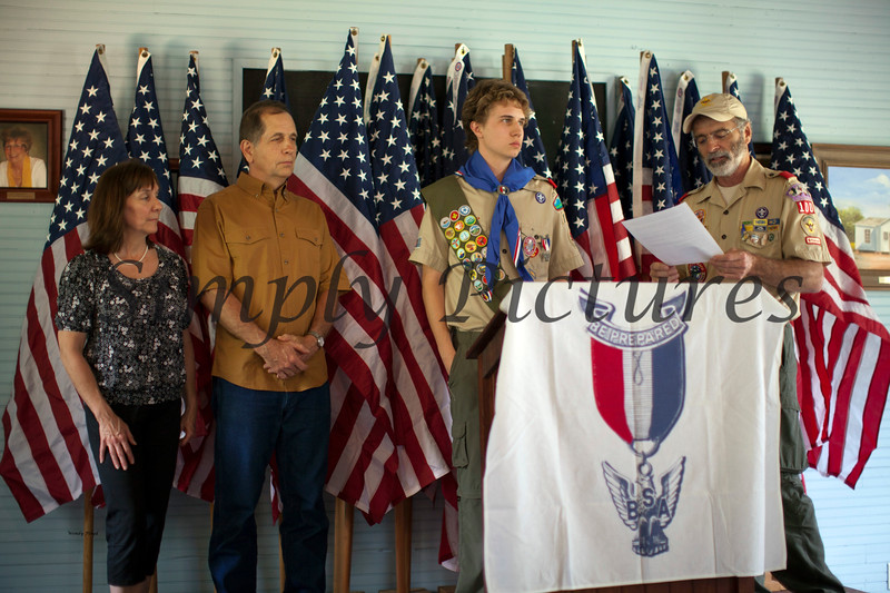 Eagle Scout Ceremony for Weston049