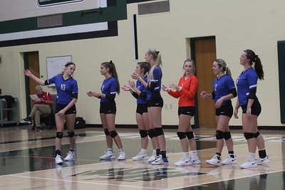 Mineral Point @ Wisconsin Heights Volleyball 10-18-18