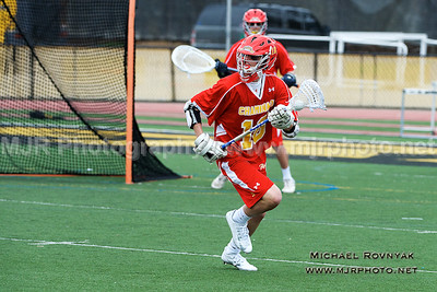 Lacrosse, Boys JV, 04-14-15 #18 Chaminade vs St Anthonys