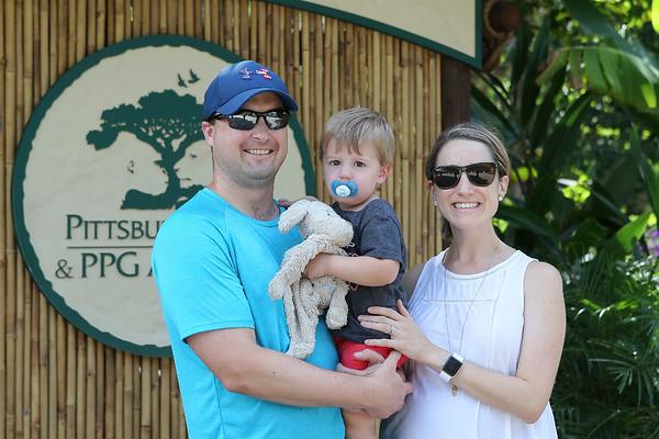 2018 - Charlie at PGH Zoo