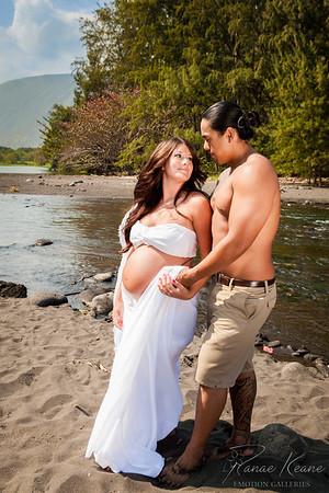 Ashley & Bula Akamu Maternity