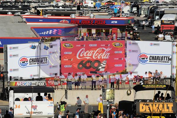 Charlotte Motorspeedway - Coca Cola 600 - May 27, 2012