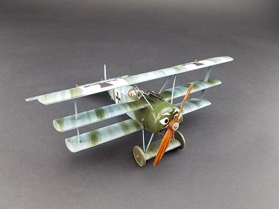 Werner Voss Fokker F.1