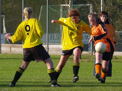 OZC Dames 3 (2007-2008)