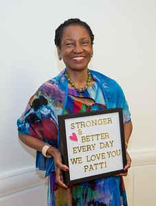 "Patti's ""Get Stronger Every Day"" Messages"