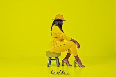 Jamelah - All Yellow